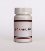 visualizes packaging for cankush psilocybin microdose capsules