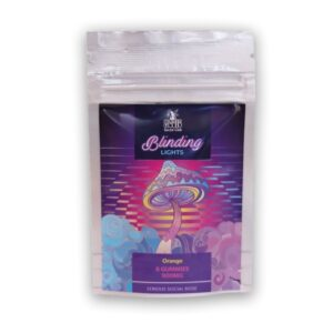 mushroom gummies - magic social club product image